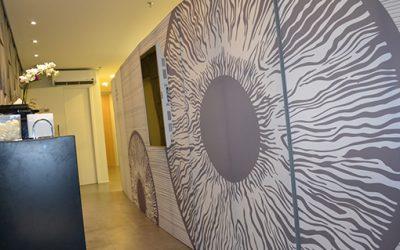Projeto Arquitetônico inovador transforma ambiente de consultório
